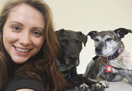 Laura, Kai and Keira form Constructive Canines