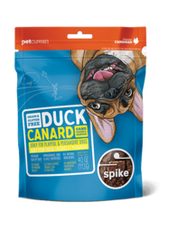 SPIKE Duck Jerky